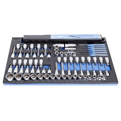 Setovi alata u SOS ulošku - veličina 3/3 prostora fioke odgovaraju veličini cele fioke)