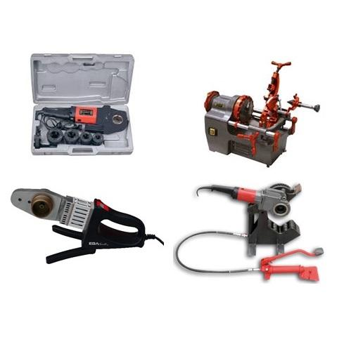 Električni alati za obradu cevi