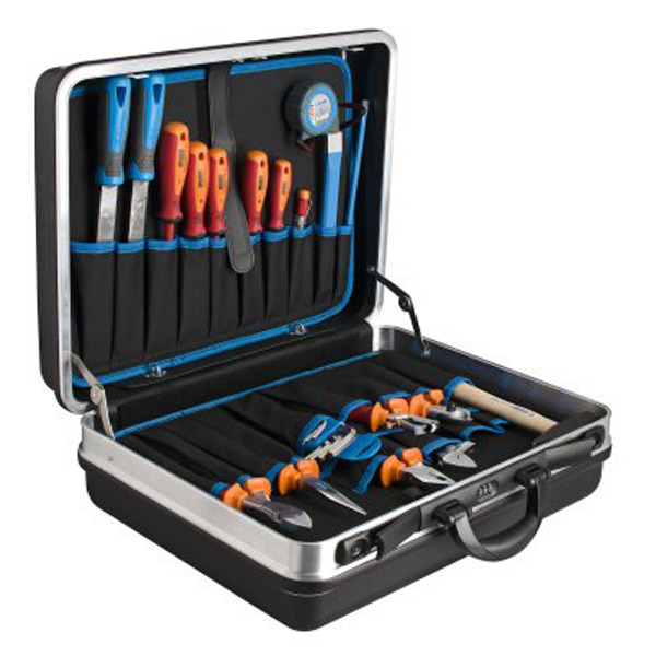 Set 53 UNIOR alata u koferu za električare