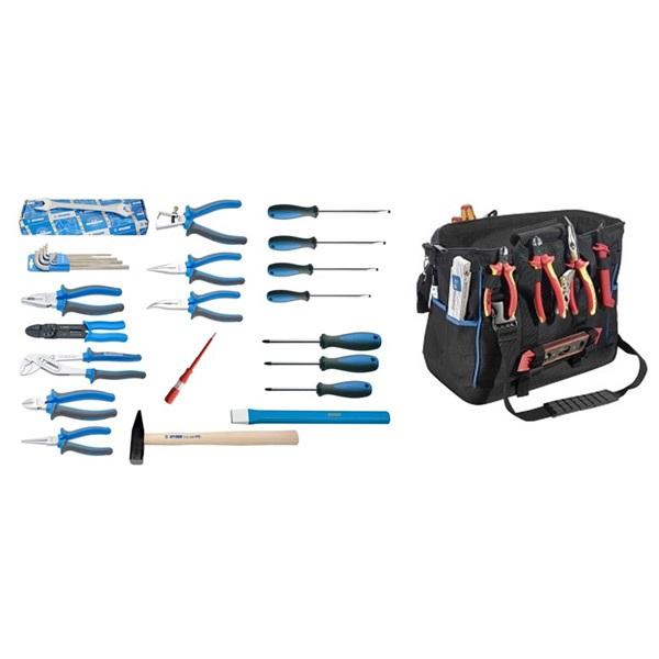 Set 35 UNIOR ručnih alata u torbi CARRY