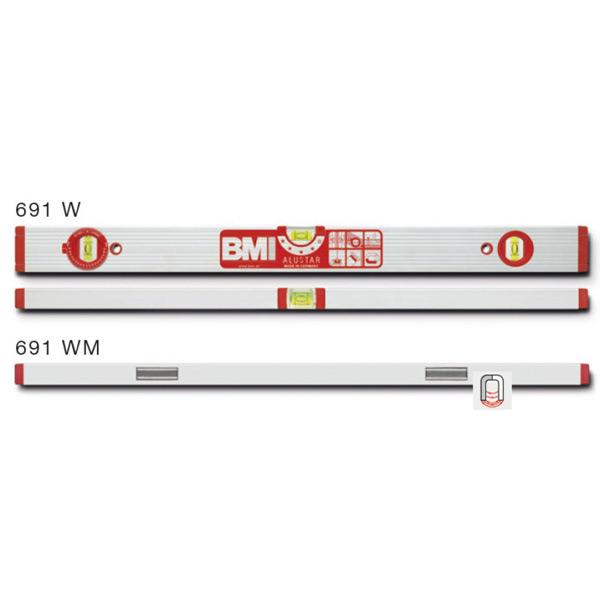 Libela sa magnetima BMI 691 WM ALUSTAR