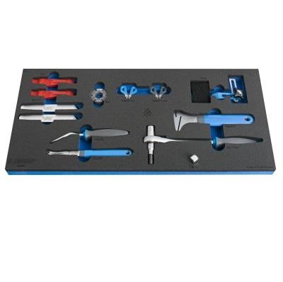 Garnitura alata za bicikle u SOS ulošku za alat