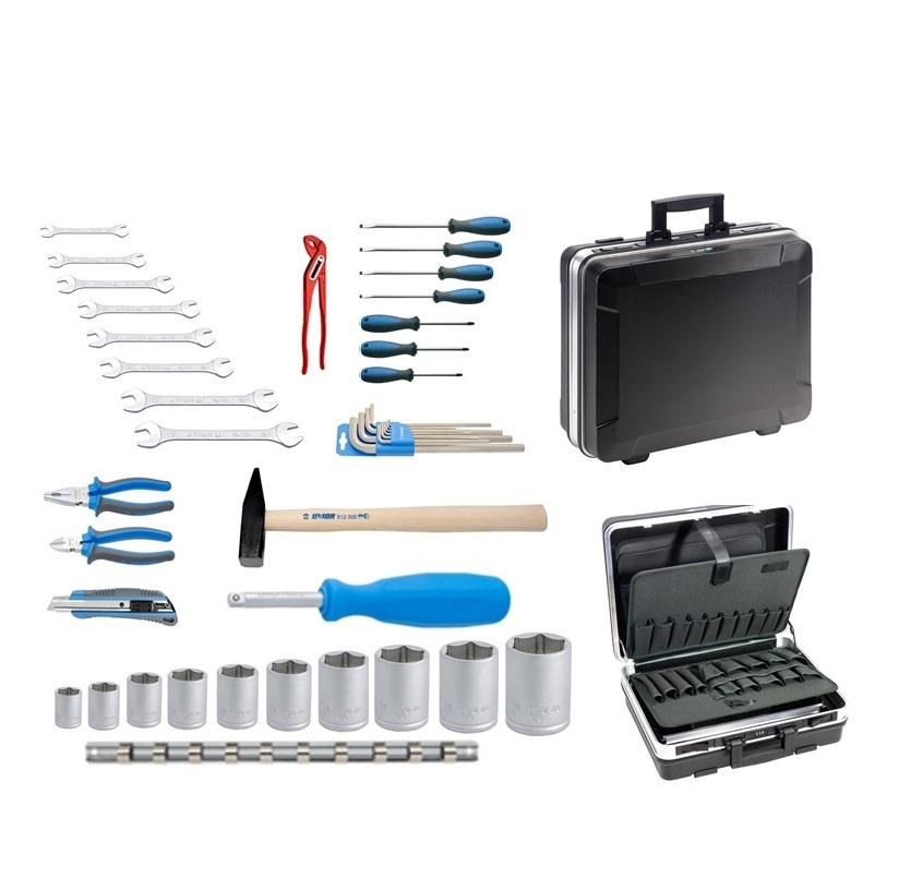 Set 42 alata u koferu BASE