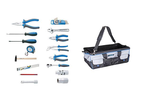 Set 31 alata za održavanje u torbi za alat
