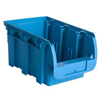 Plastična kutija, 3 kom. u setu
