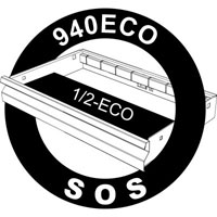 SOS uložak za garnituru viljuškasto-okastih ključeva dugih 964ECO2A