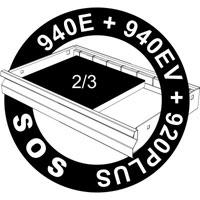 SOS uložak za viljuškasto-okaste i imbus ključeve 964/2DSOS
