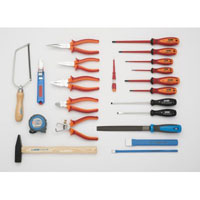 Set od 21 UNIOR alata za električare