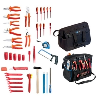Komplet 37 izolovanih VDE UNIOR alata u torbi CARRY