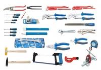 Komplet od 48 UNIOR vodoinstalaterskog alata