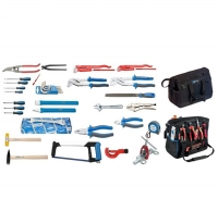 Komplet 48 UNIOR vodoinstalaterskog alata u torbi CARRY