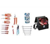 Set 19 UNIOR alata za električare u torbi SATURN