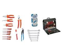 Set 19 UNIOR alata za električare u torbi JUPITER