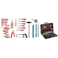 Komplet 24 UNIOR alata za električare u torbi JUPITER