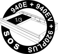 SOS uložak za zglobne, dvostrane nasadne ključeve 964/17SOS