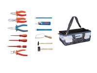 Set 17 VDE alata u torbi za alat