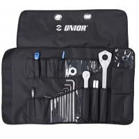 Profesionalni set od 18 alata za bicikle, za terenski rad
