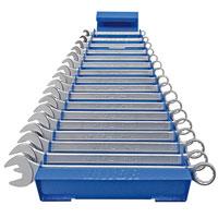 Ključevi viljuškasto-okasti dugi na metalnom stalku