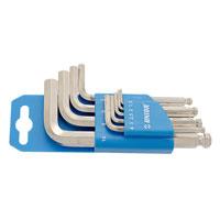 Ključevi imbus loptasti na plastičnom držaču