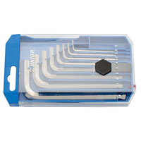 Ključevi imbus loptasti u plastičnoj kutiji