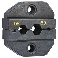 Rezervna čeljust za koaksijalne i hex konktore za 428/4AG