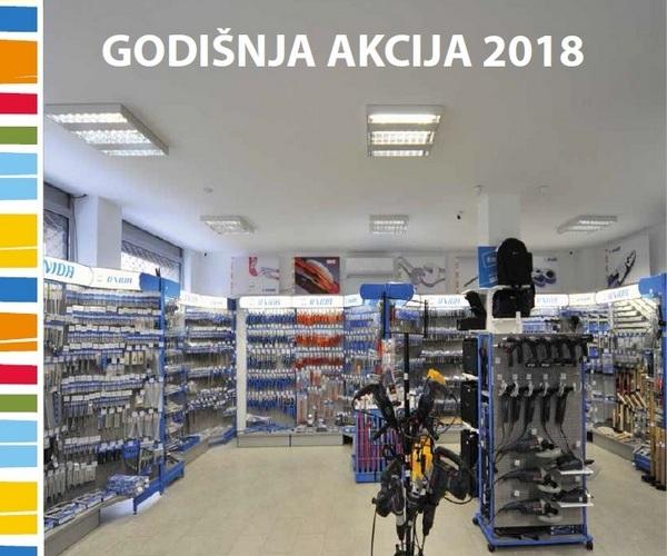 Godišnja akcija 2018