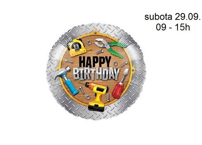 Za naš rođendan mi poklanjamo vama!