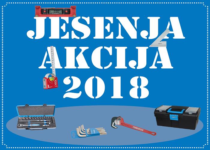 JESENJA akcija 2018