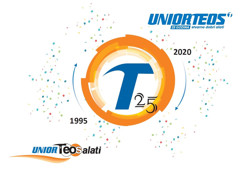 UNIOR TEOS ALATI - 25 godina od osnivanja