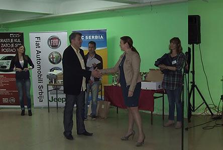 Donacija alata u 2014.