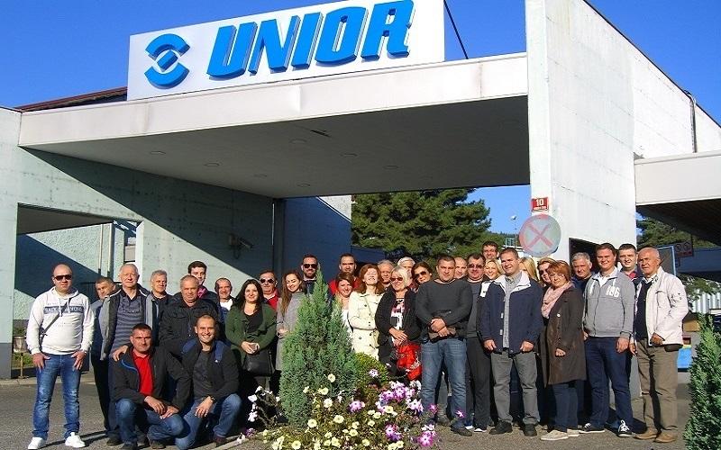 20 godina saradnje sa Uniorom